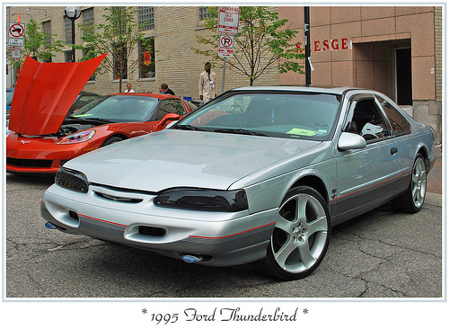 1995 Ford Thunderbird #13