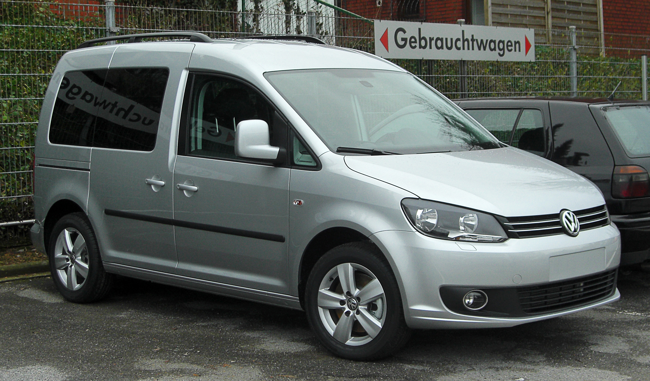 2009 Volkswagen Caddy #16
