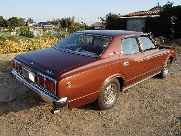 1975 Toyota Crown #6