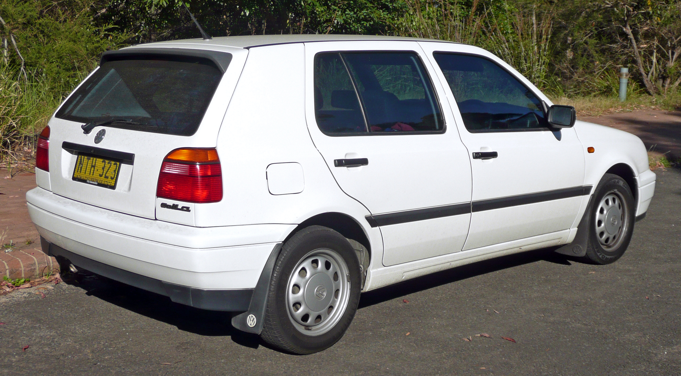 1996 Volkswagen Golf #5