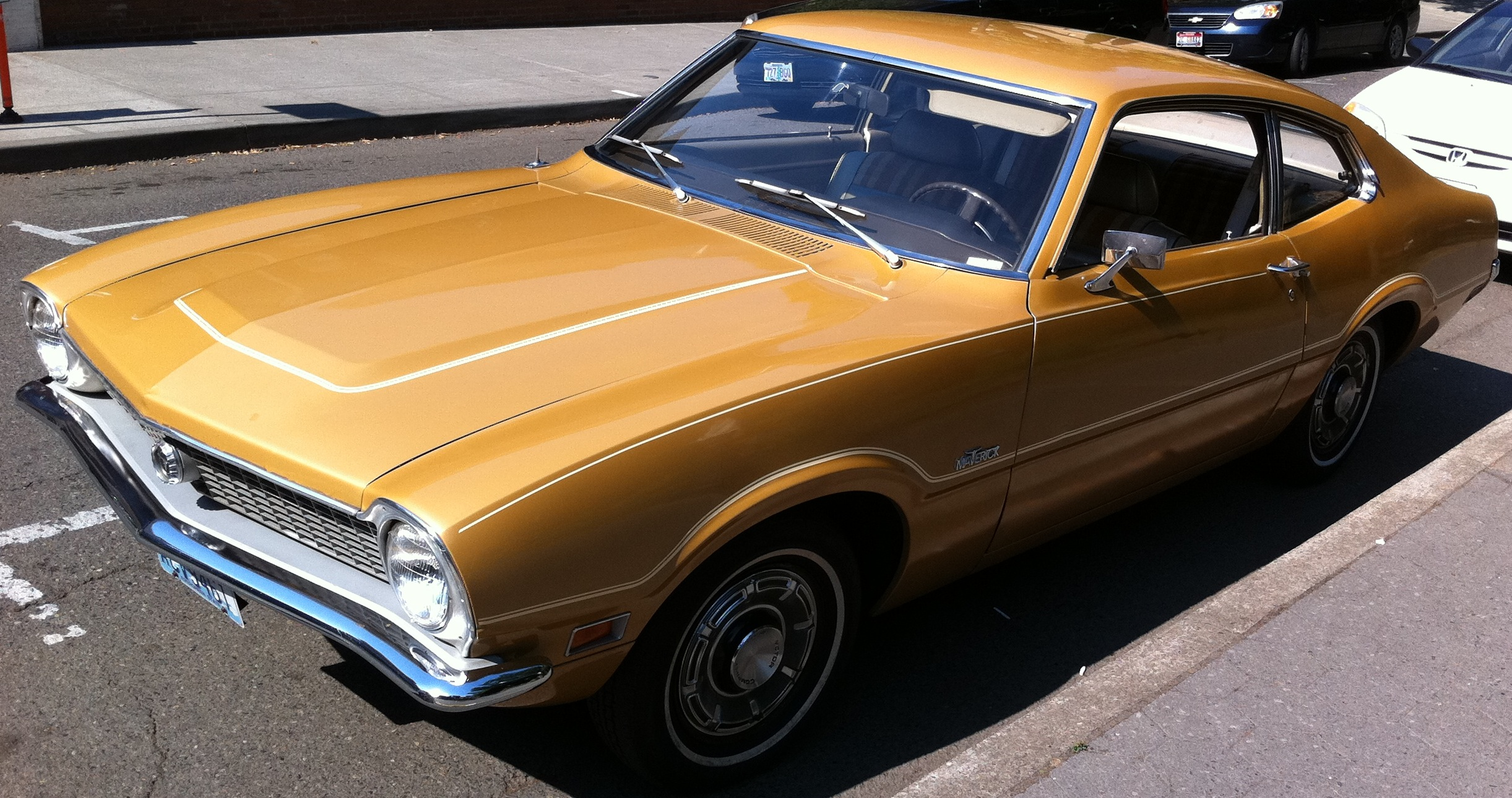 1970 Ford Maverick #18