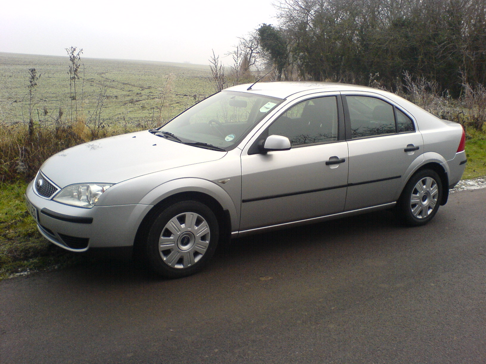 2003 Ford Mondeo #4
