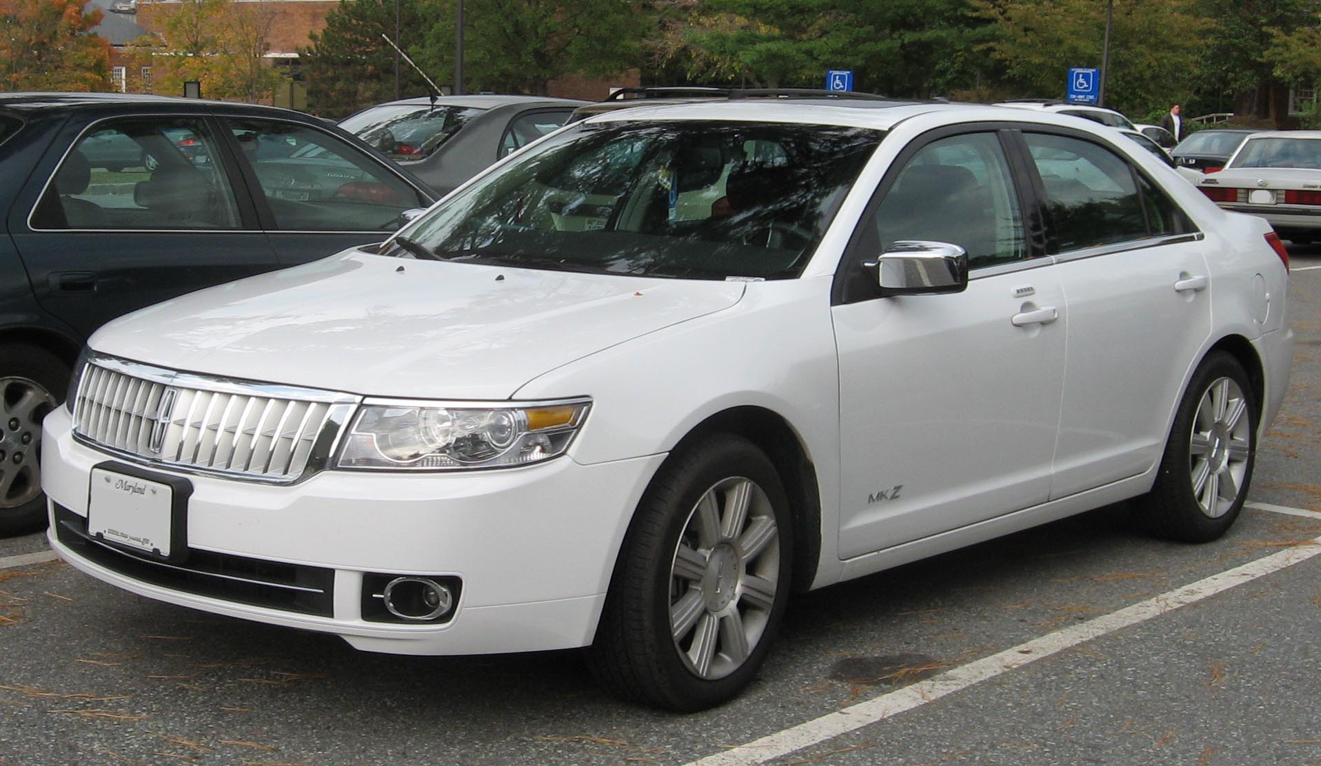2007 Lincoln Mkz #5