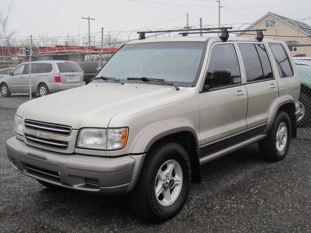 2001 Isuzu Trooper #9
