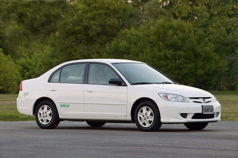 2005 Honda Civic #3