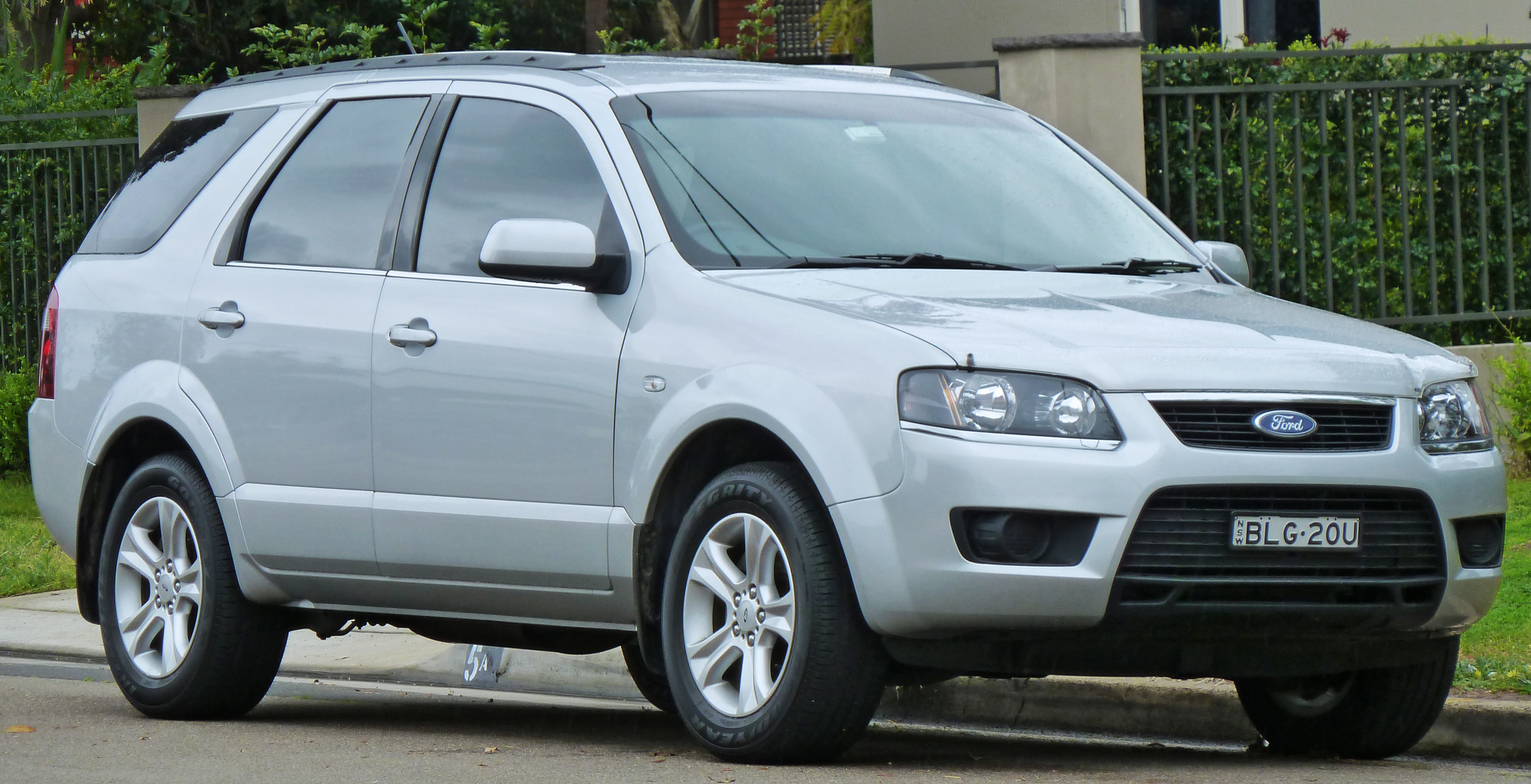 2006 Ford Territory #3