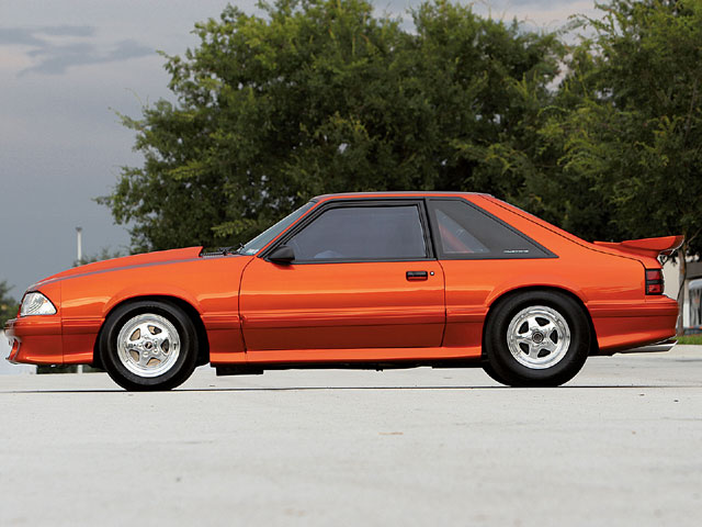 1990 Ford Mustang #14