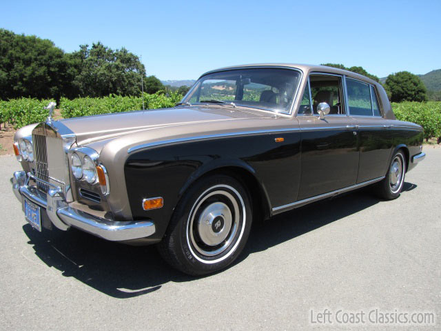 1971 Rolls royce Silver Shadow #4