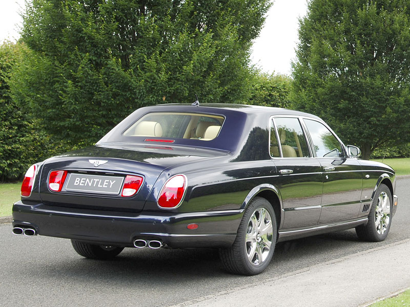 2007 Bentley Arnage #9