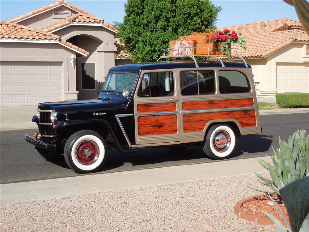 Jeep Station Wagon #3