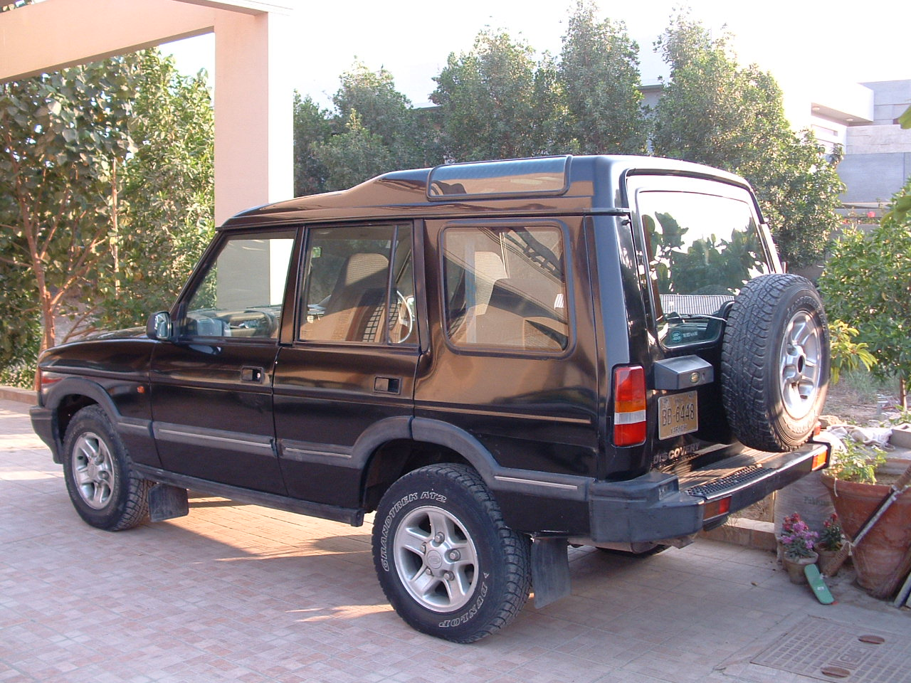 1996 Land Rover Discovery #7