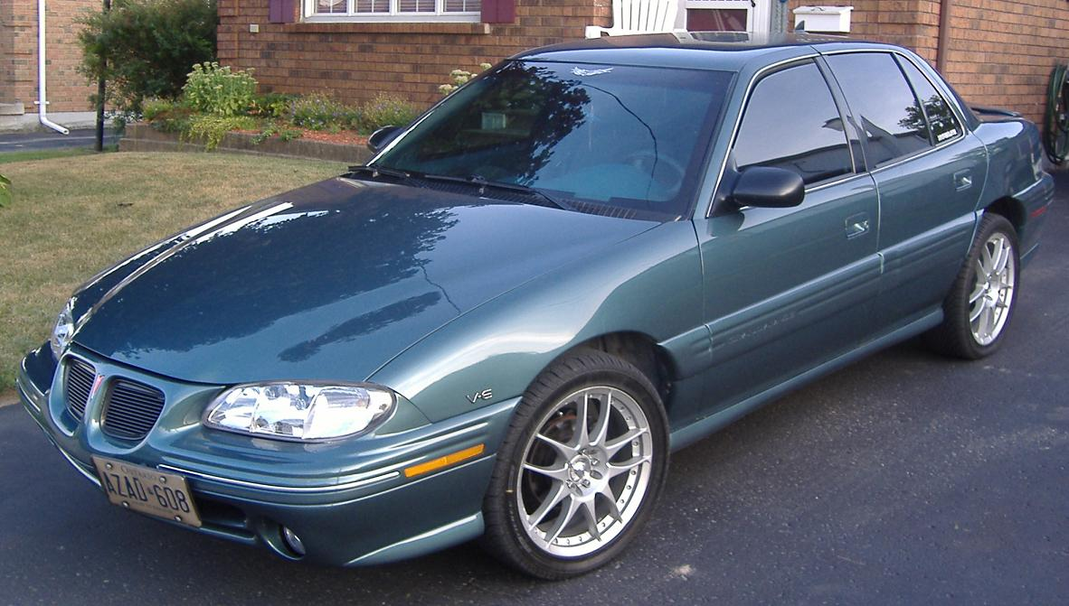 1997 Pontiac Grand Am #2