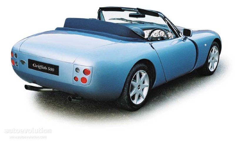 1992 TVR Griffith #4