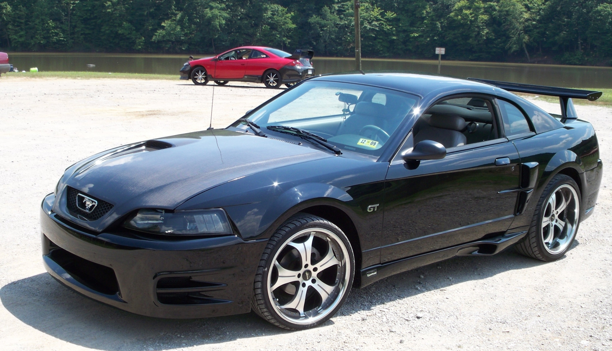 2004 Ford Mustang #3