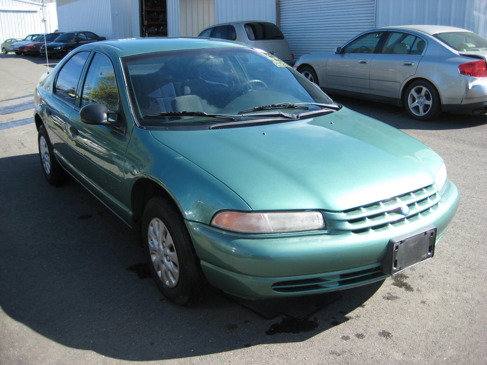 1998 Plymouth Breeze #6