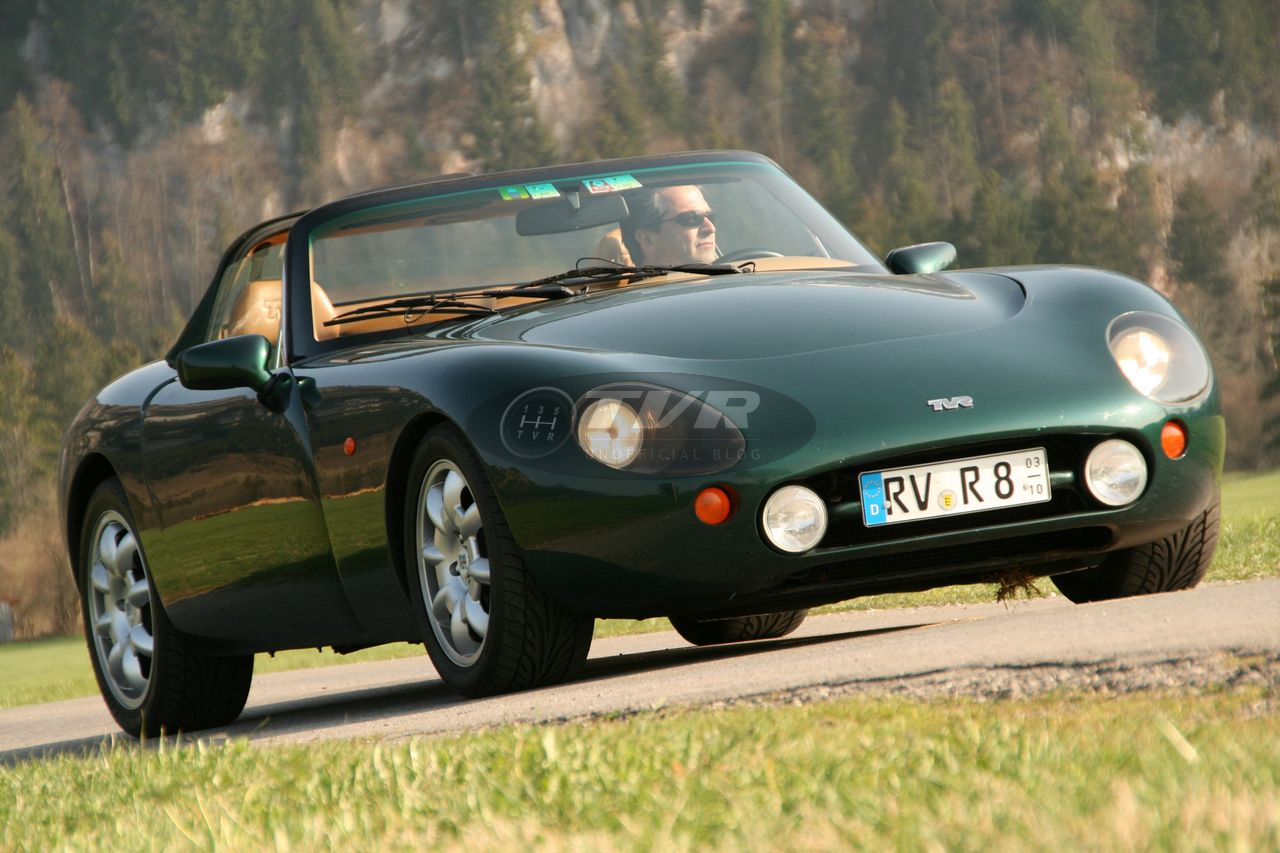 Tvr Griffith #8