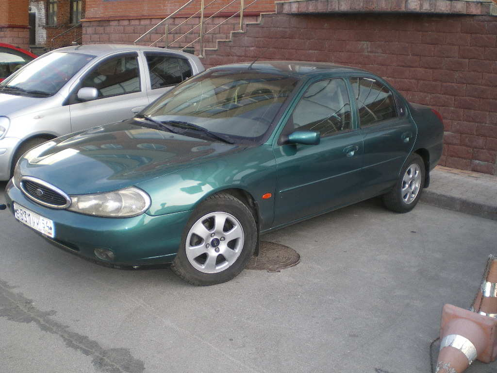 1999 Ford Mondeo #3