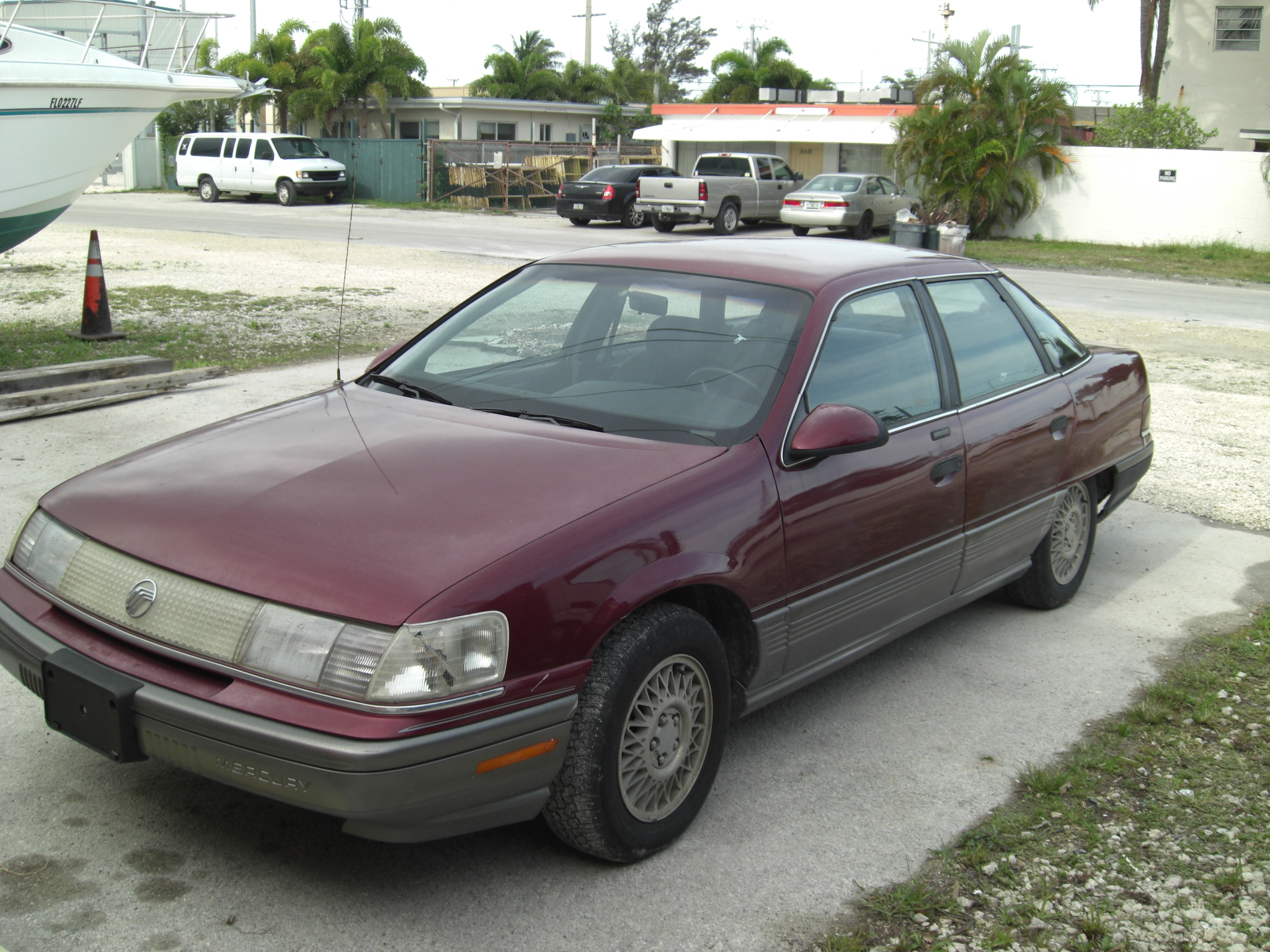 1990 Mercury Sable #2