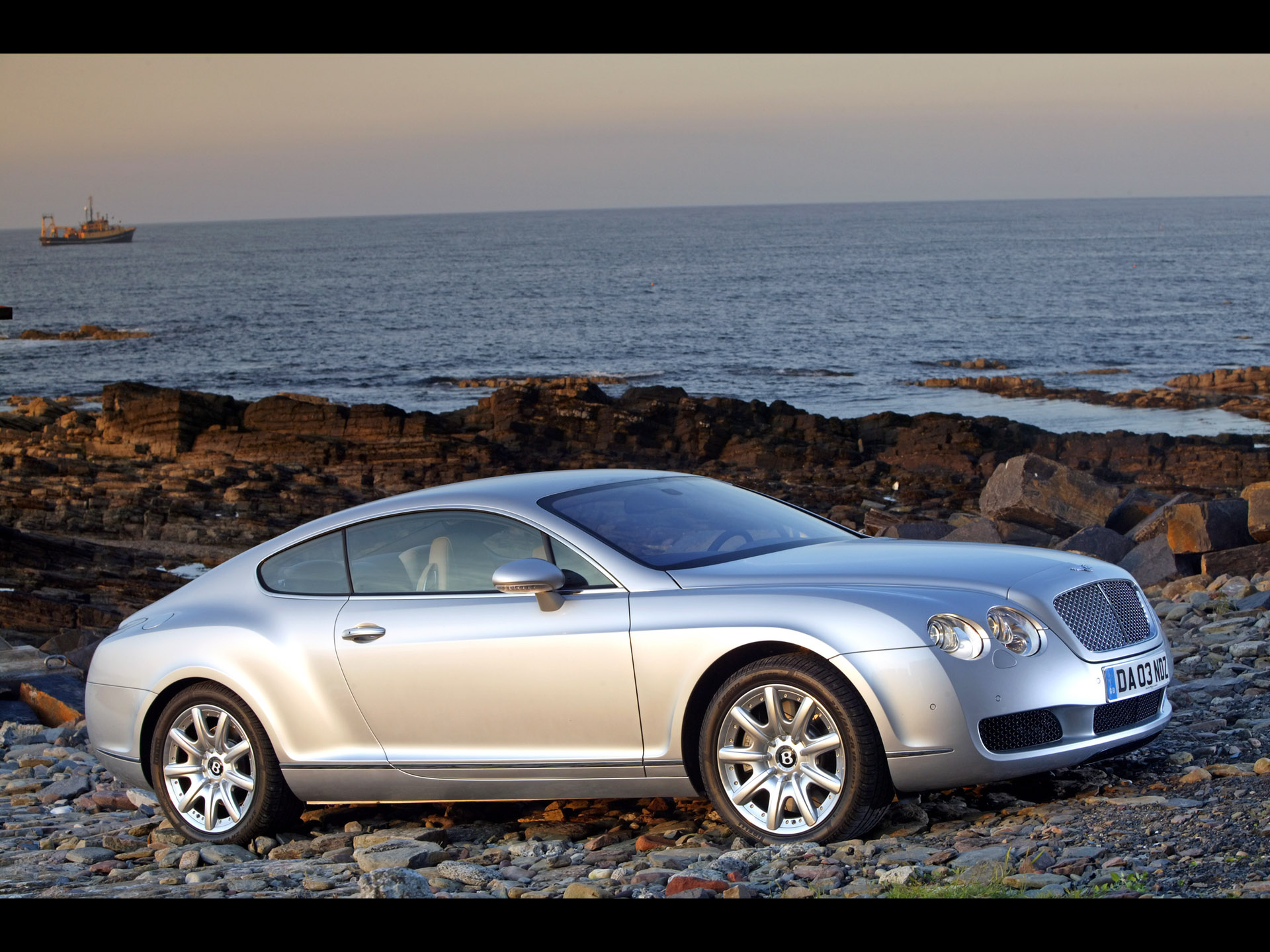 2004 Bentley Continental Gt #2
