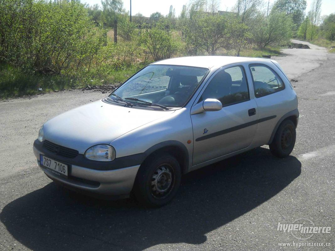 1998 opel corsa photos informations articles