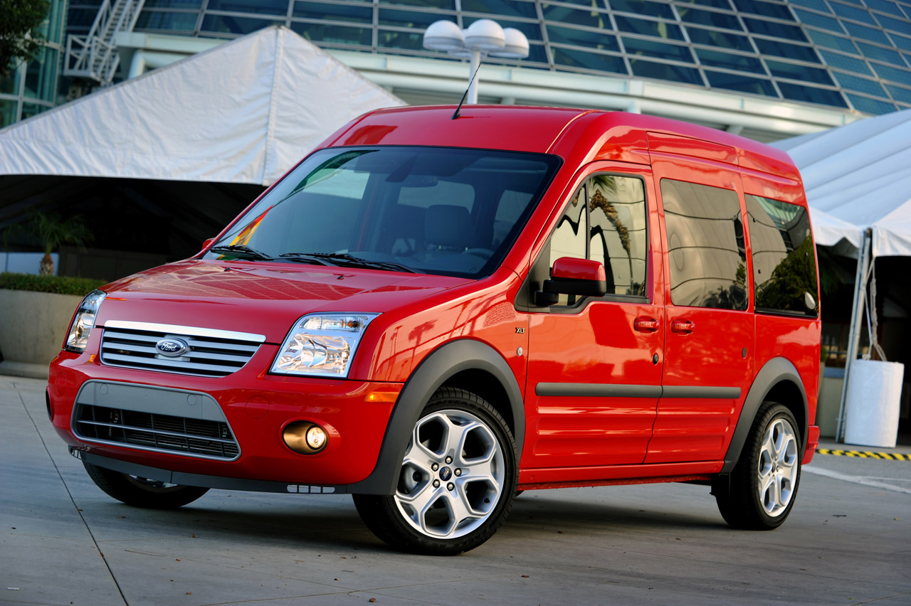 2011 Ford Transit Connect #8
