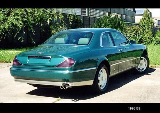 1995 Bentley Java #7