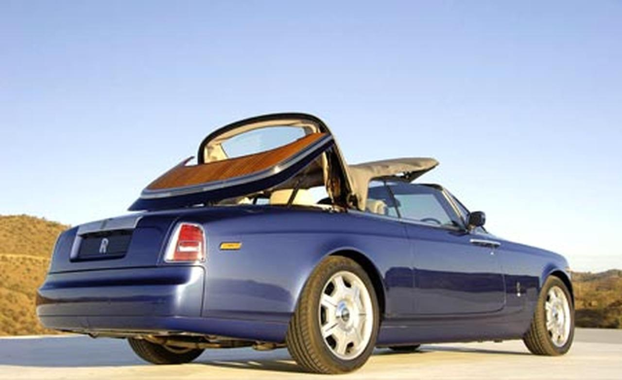 2008 Rolls royce Phantom Drophead Coupe #2