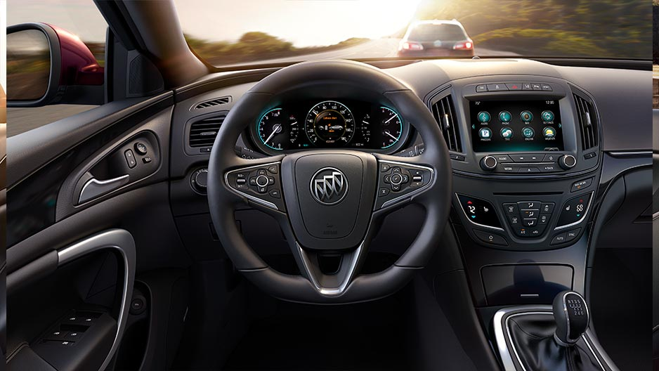 2015 Buick Regal #10