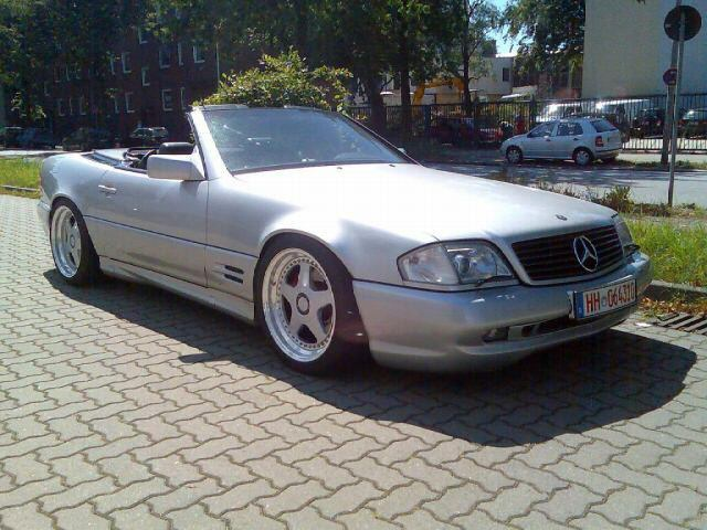 1994 Mercedes-Benz SL #11
