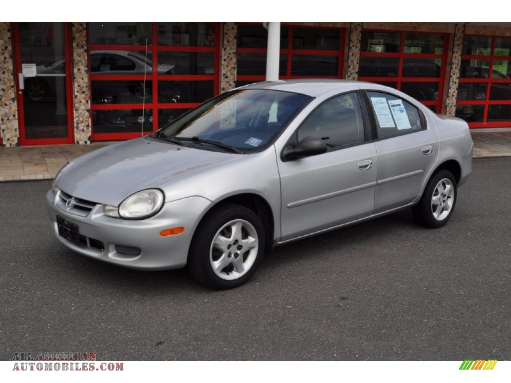 2002 Dodge Neon Photos Informations Articles