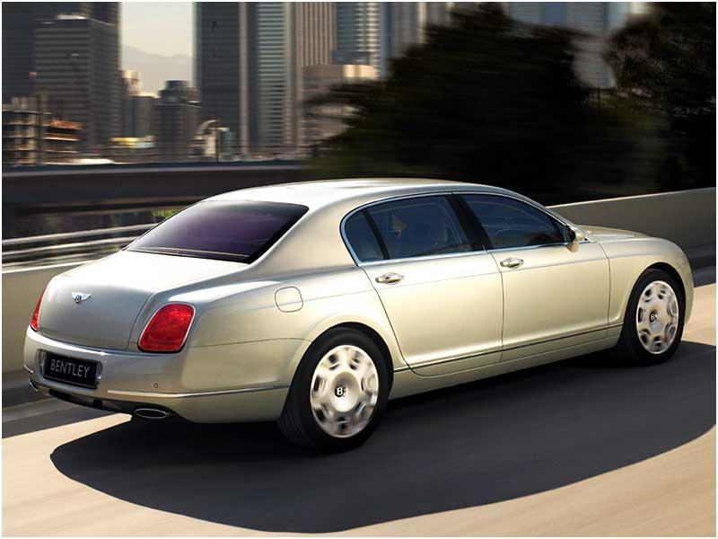 2012 Bentley Continental Flying Spur #11
