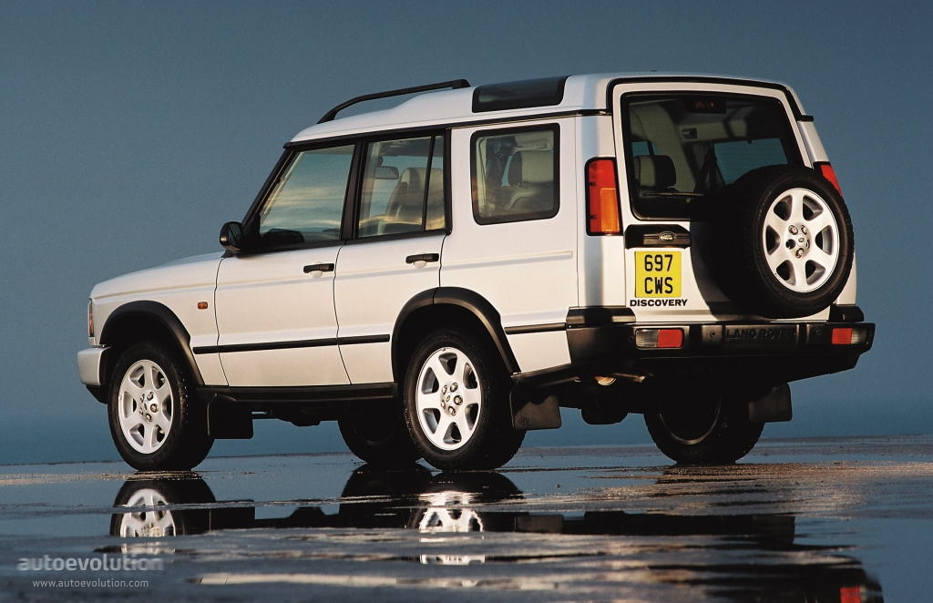 2004 Land Rover Discovery #8