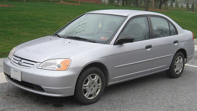 2001 Honda Civic #1