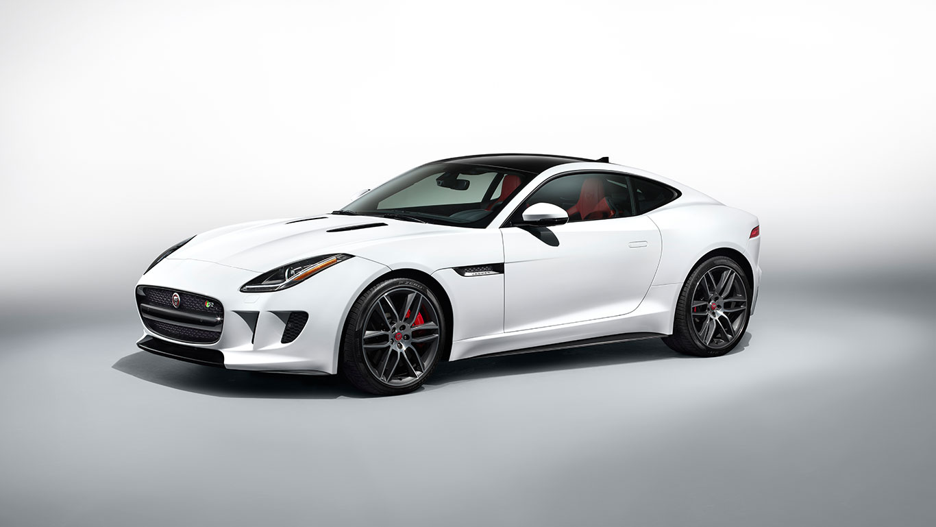 Jaguar F-type #1