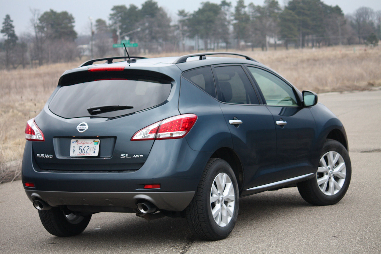 Exceptional 2011 Nissan Murano #6