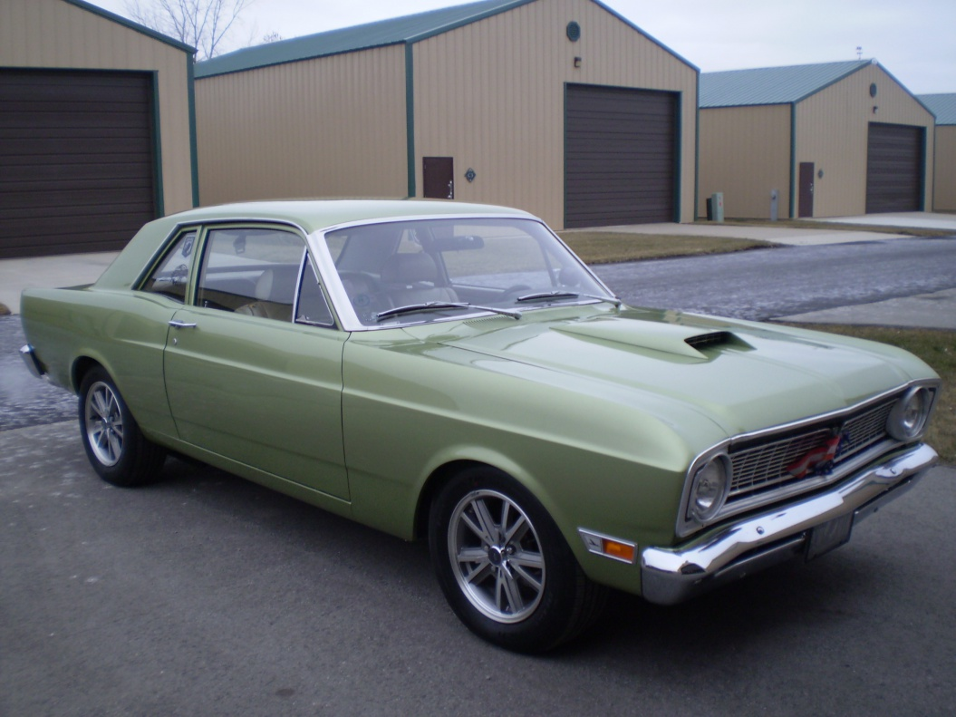 1970 Ford Falcon Photos Informations Articles