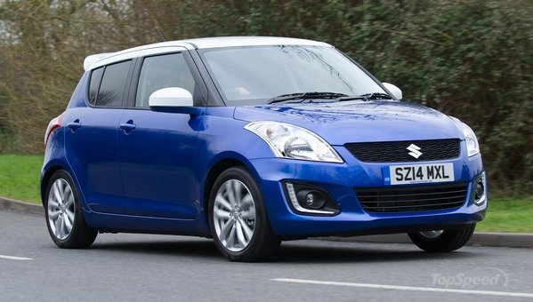 Suzuki Swift #5