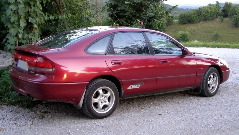 1993 Mazda 626 Photos, Informations, Articles - BestCarMag.com