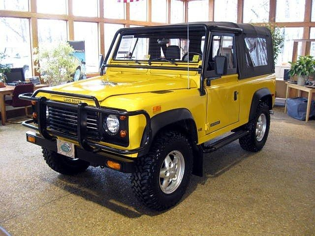 1994 Land Rover Defender #12