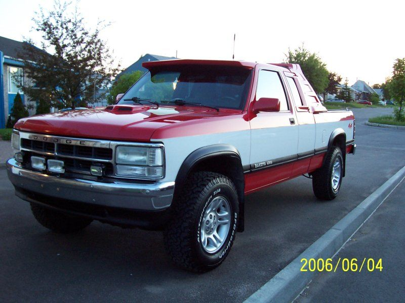 1993 Dodge Dakota #4