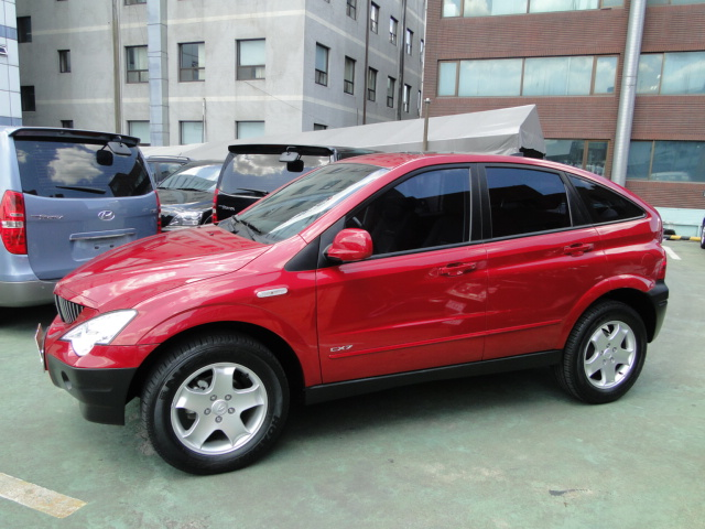 2008 Ssangyong Actyon #15