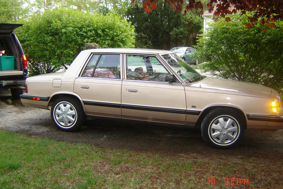 1988 Plymouth Reliant #7