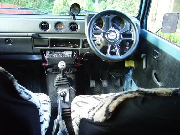 1985 Holden Drover #10