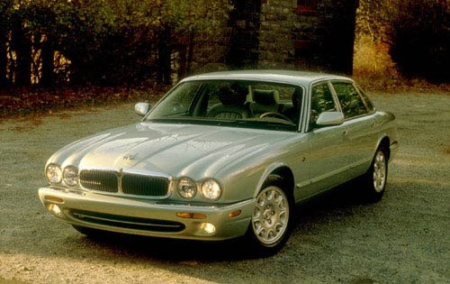 2000 Jaguar Xj-series #11