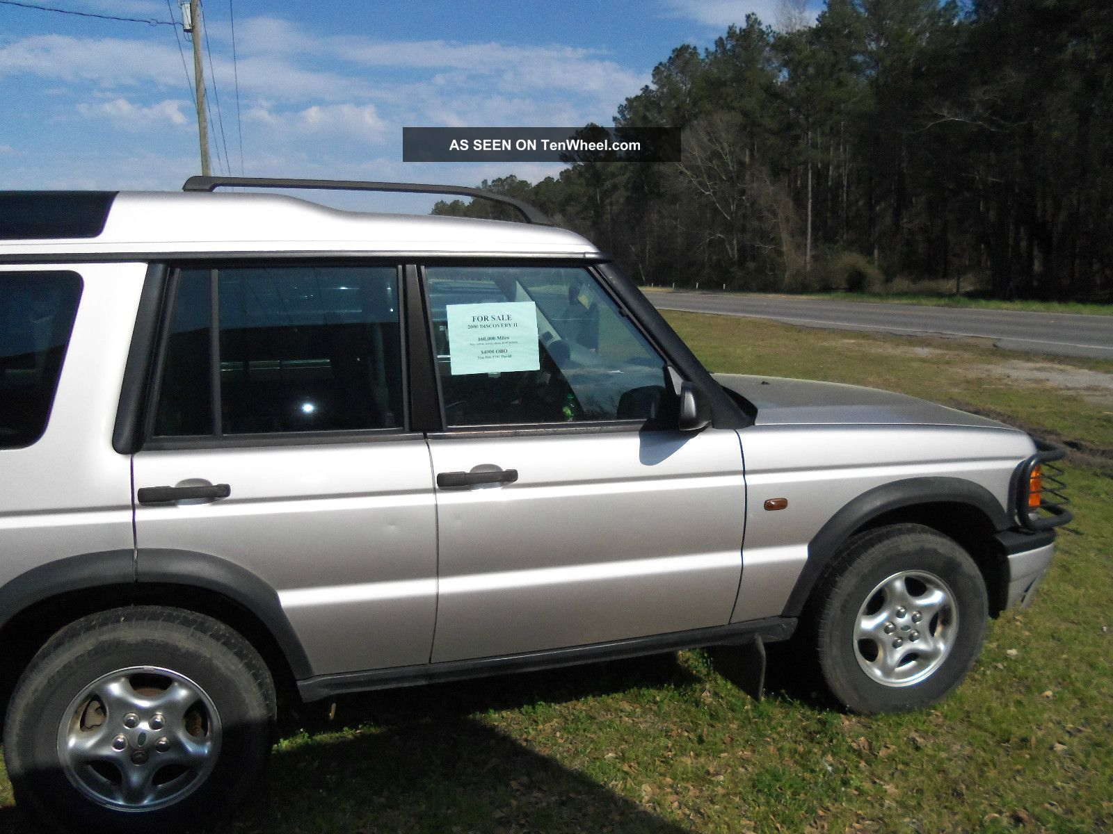 2000 Land Rover Discovery Series Ii #2