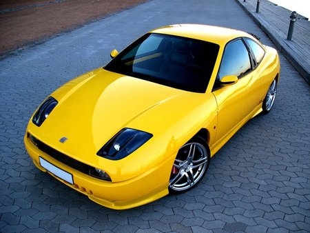 2000 Fiat Coupe #1