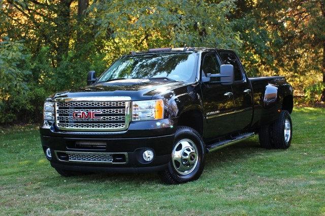 2013 GMC Sierra 3500hd #1