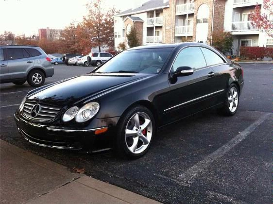 2003 Mercedes-Benz CLK #6