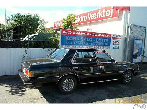 1982 Toyota Crown #6