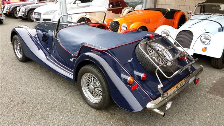 1999 Morgan Plus 4 #14